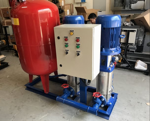 booster pump suppliers in uae