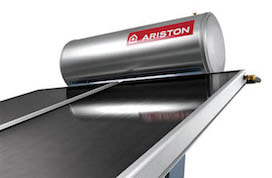 ariston solar water heater