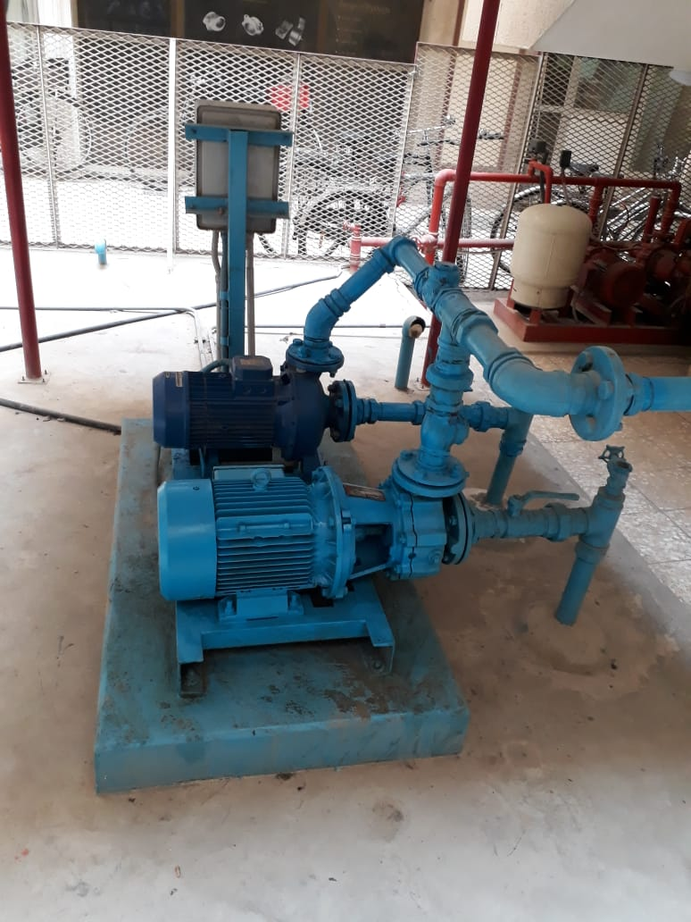 water pump repair sharjah