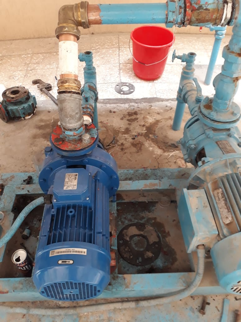 pump repair dubai