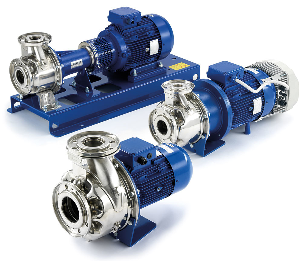 lowara stainless steel pumps