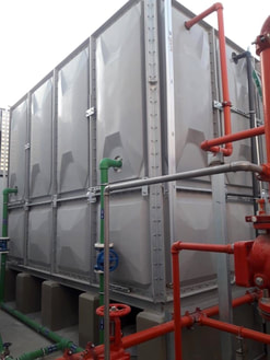water tank supplier in uae