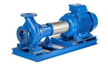 lowara endsuction pumps